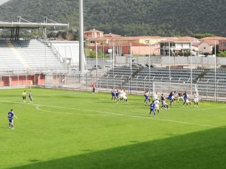 Foligno Calcio, seconda giornata di Campionato, finisce 2 a 1 per il Rieti
