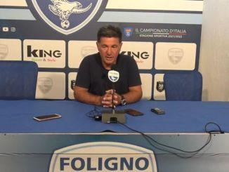 Foligno, quarta giornata di Campionato, 3 a 0 per il Follonica Gavorrano, niente da fare per i falchetti che hanno subito 3 reti