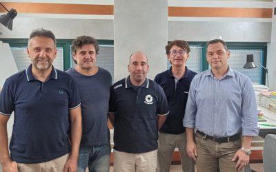Marco GOBBINI firma per la FOLIGNO VOLLEY