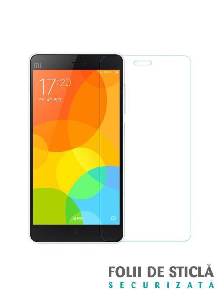 Folie din sticla securizata pentru Xiaomi Mi 4i