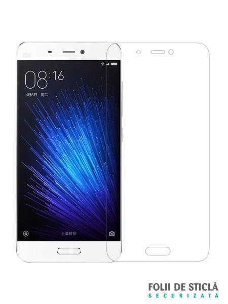 Folie din sticla securizata pentru Xiaomi Mi 5