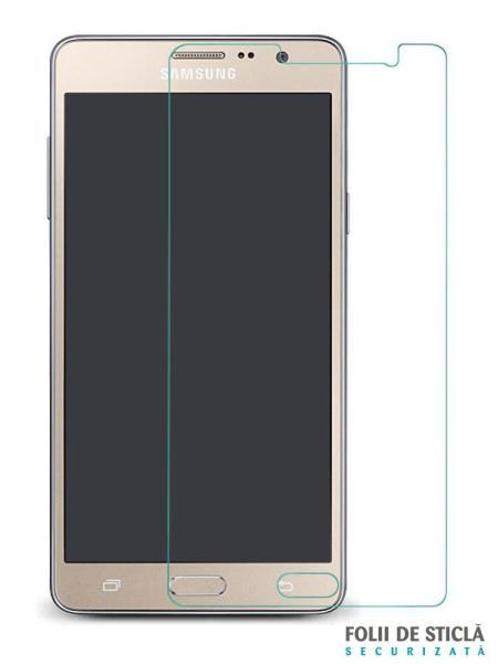 Folie din sticla securizata pentru Samsung Galaxy On7 / On7 Pro