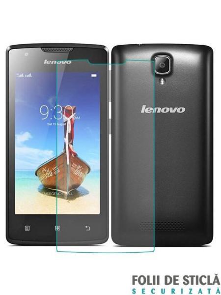 Folie din sticla securizata pentru Lenovo Vibe A