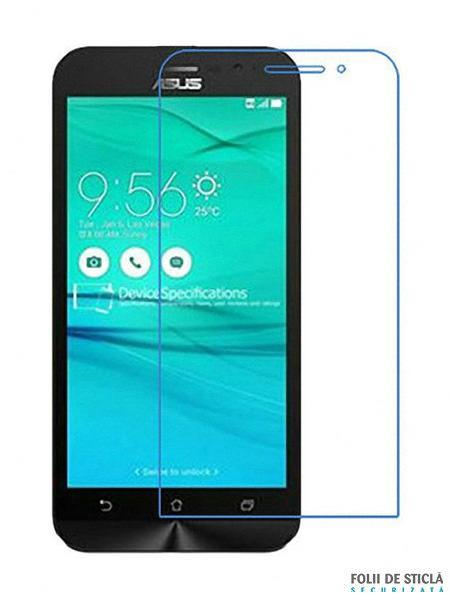 Folie din sticla securizata pentru Asus Zenfone Go ZB500KL