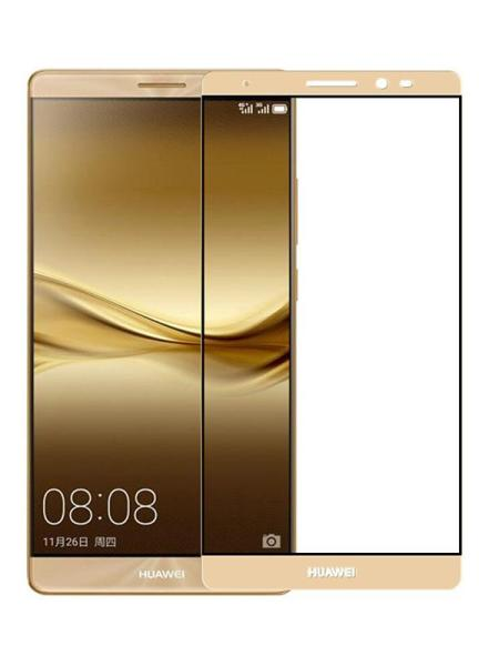 Folie Fullscreen 2.5D din sticla securizata pentru Huawei Mate 8 GOLD