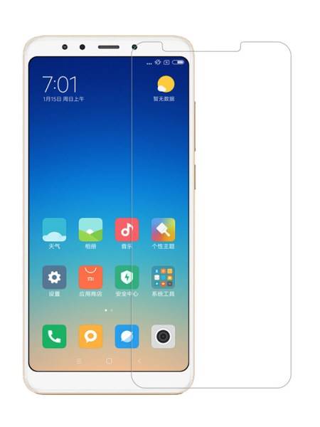 Folie din sticla securizata pentru Xiaomi Redmi 5 Plus
