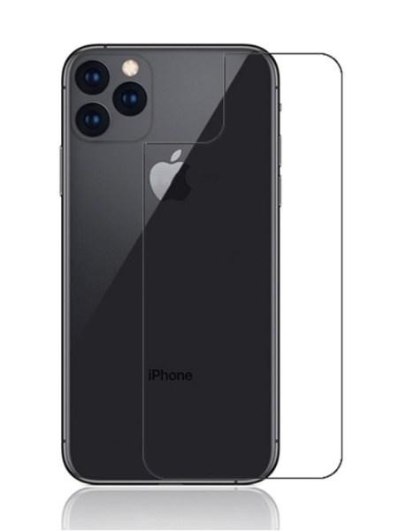 Folie din sticla securizata pentru iPhone 11 Pro Max - Spate