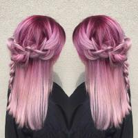 21 Pastel Hair Color Ideas for 2016  Page 4  Foliver blog