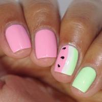 35 Bright Summer Nail Designs  Page 2  Foliver blog