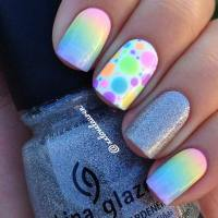35 Bright Summer Nail Designs  Page 6  Foliver blog