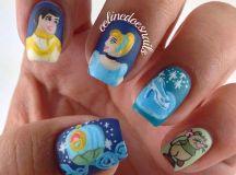 21 Super Cute Disney Nail Art Designs – Page 13 – Foliver blog