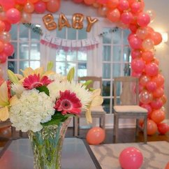 Kitchen Bridal Shower Sears Remodeling 21 Beautiful Balloon Arch Ideas – Page 16 Foliver Blog
