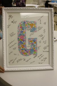 17 Cool DIY Baby Shower Guest Book Ideas  Page 6 ...