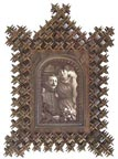 Crown of thorns frame