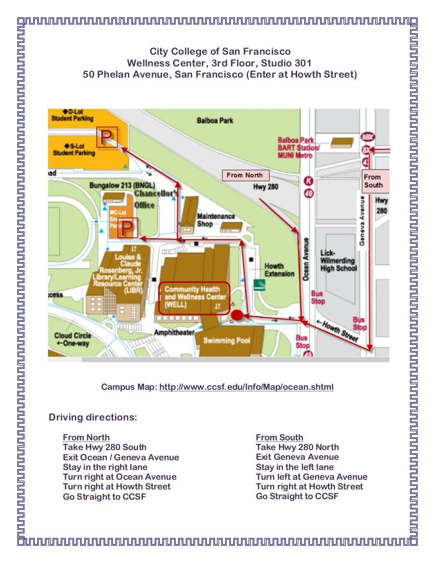 Ccsf Map clue scroll map www.bing maps