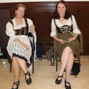 Octoberfest fashion!