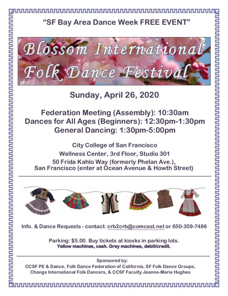 Blossom Festival 2020