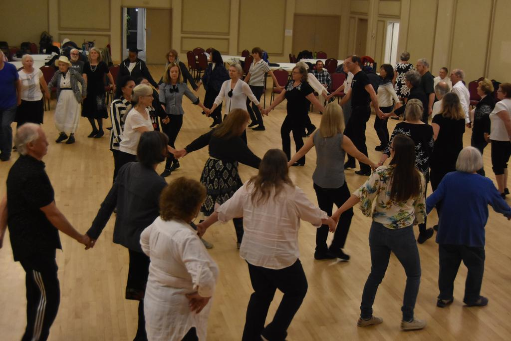 Saratoga Dancers Black and White Ball