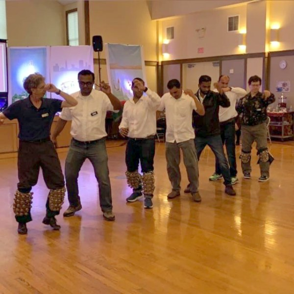 Tamil Folk Dance Group