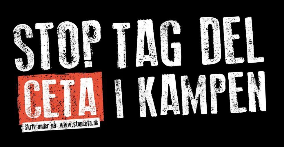 Ny Kampagne Vil Give CETA Kamp Til Stregen