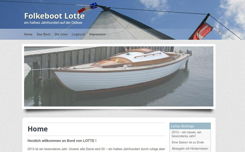 www.Folkeboot-Lotte.de