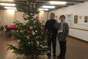 Julebal afholdt d. 5. December