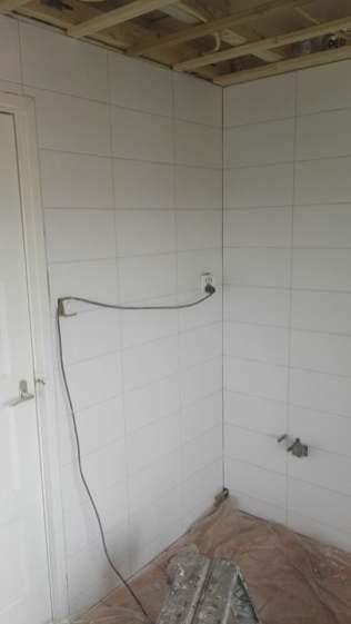 Betegeling badkamer Franeker - Metsel- en Klusbedrijf Folkertsma