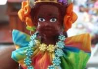 Artesanía en Honor a la Principal Figura de la Cultura Congo