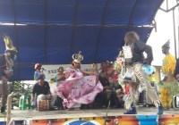 Ier Dia del XXII Convivio de Bailes Congo en Maria Chiquita, provincia de Panamá