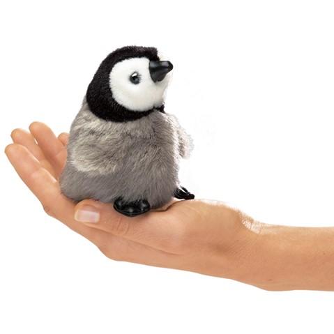 mini baby emperor penguin