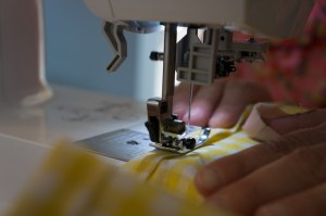 hemming-the-curtains