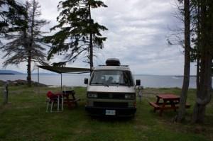 black-point-campsite