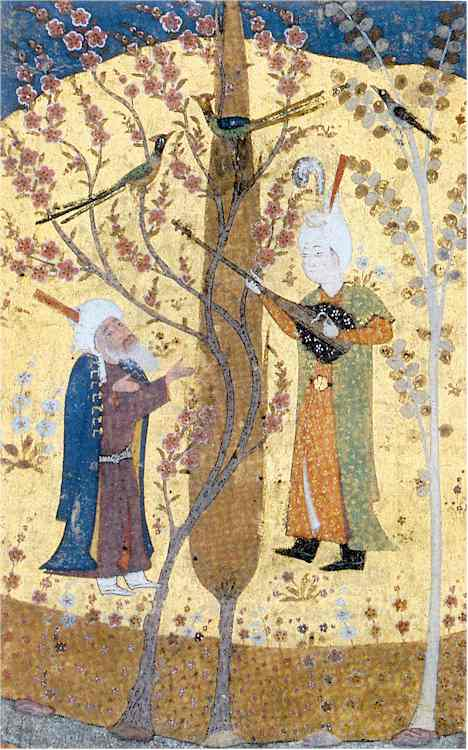 Tabriz 1530, Youth and Old Age