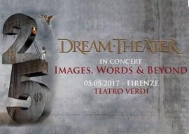dream theater - teatro verdi firenze
