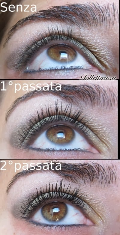 mascara volume