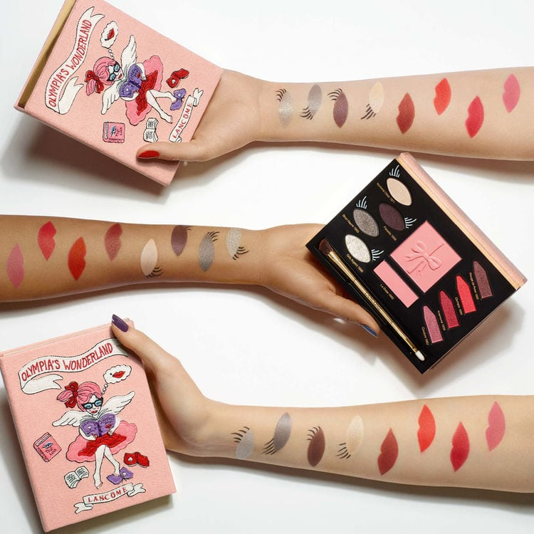 lancome-olympias-wonderland-collection-autunno-2017-swatches