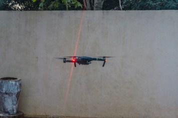 drone wand