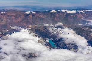 Nevados Hunadoy mit Laguna Paron 1