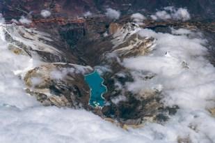 Nevados Hunadoy mit Laguna Paron 4