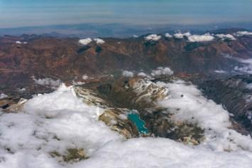 Nevados Hunadoy mit Laguna Paron 5
