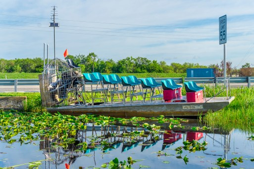 gator park airboat