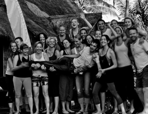 yogateacher ubud yogaretreat bali (c) gael pottiez