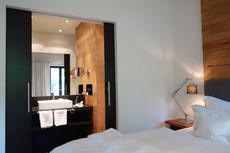 Hotel Strandhaus Spreewald Badezimmer