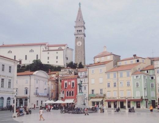 reise nach slowenien piran portoroz im herbst