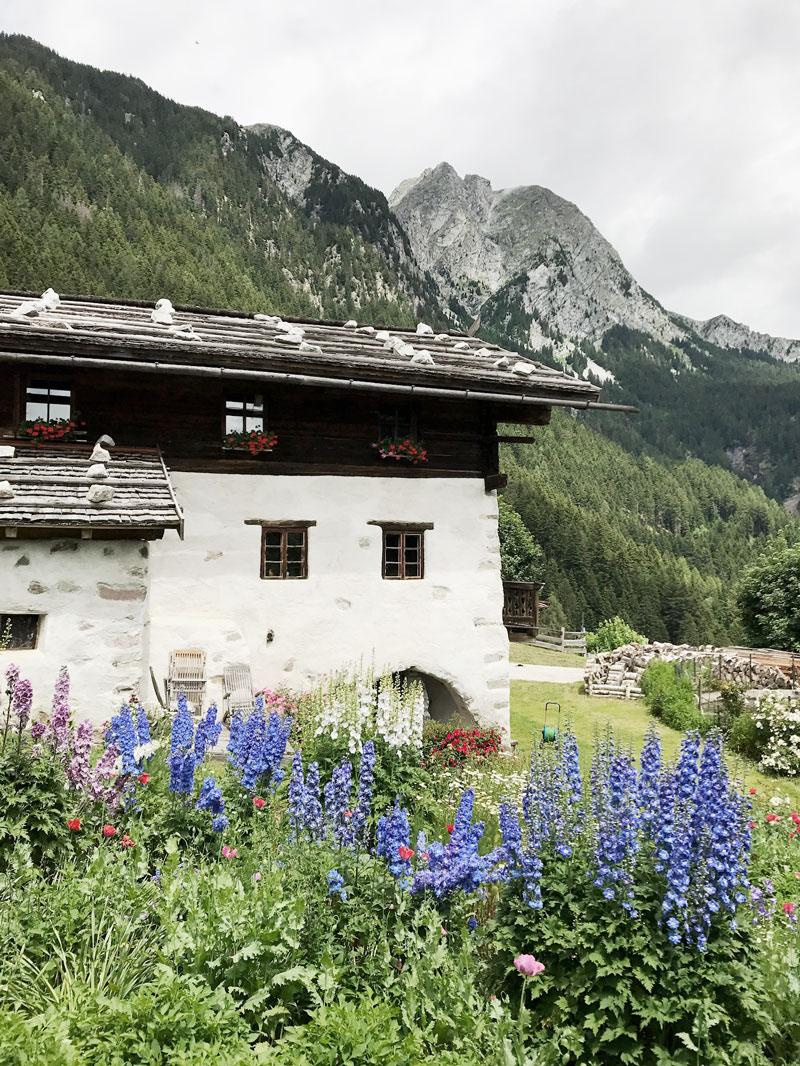 Bauernhof-Gsteier-Suedtirol