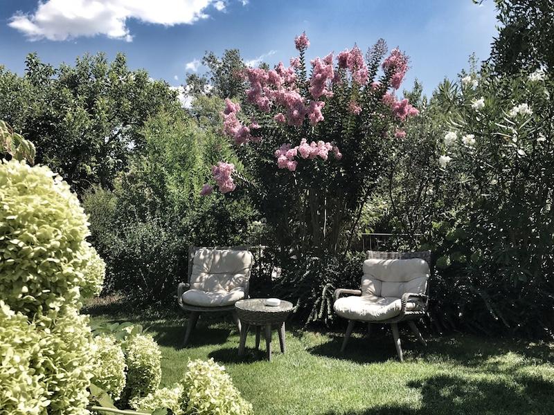 Garten Residenza la Batesine Verona