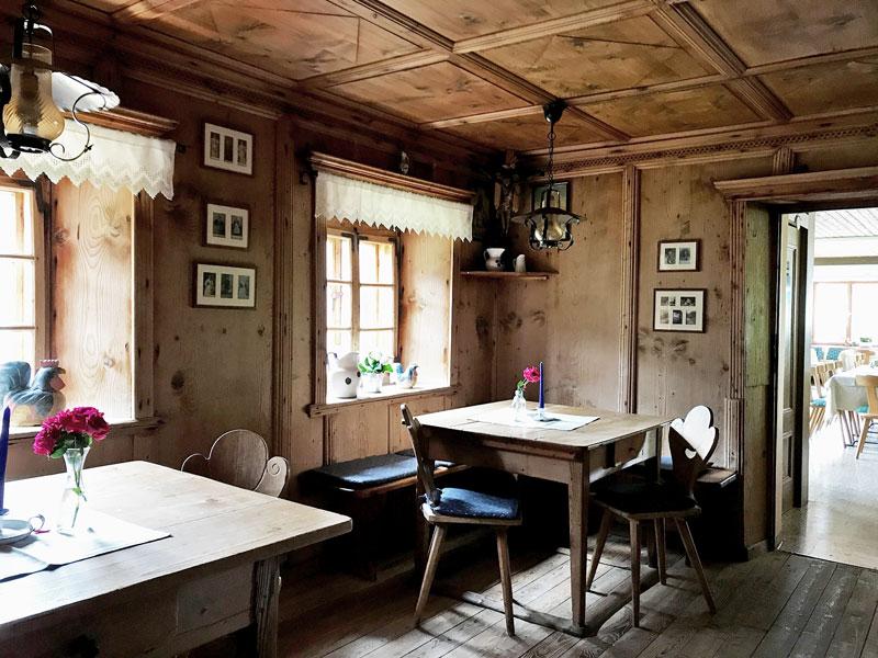 Stube-Gasthof-Steier