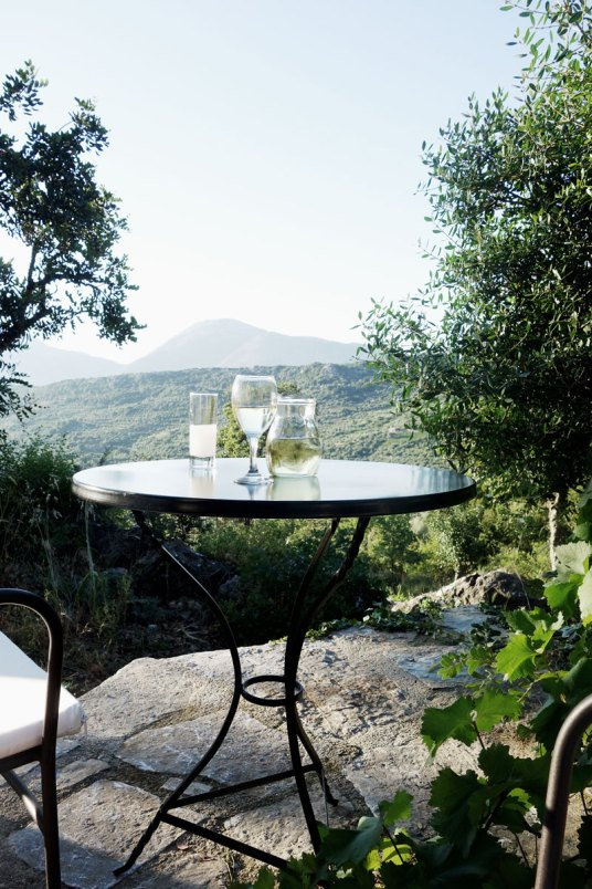 Wein-Raki-Aussicht-Kreta