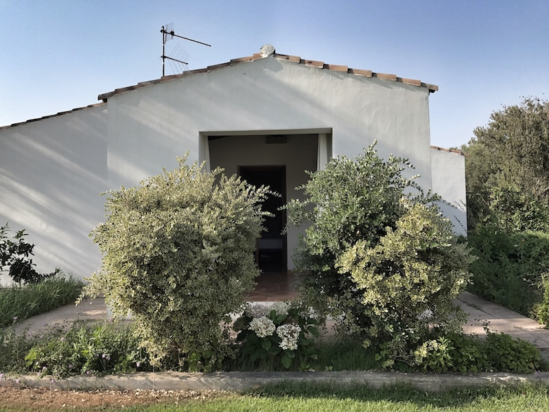 Patio Li Scopi Agriturismo Sardinien
