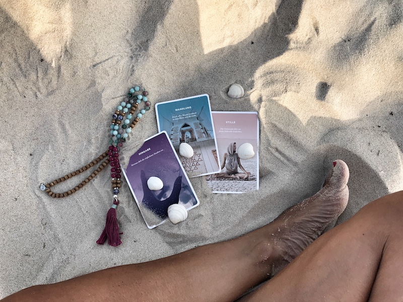 Meditation Strand Algarve